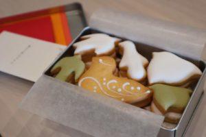 『菓子工房ルスルス』のクッキーをいただきマース♪
