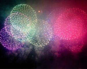 夏を楽しむ:長岡花火に行ってきました。