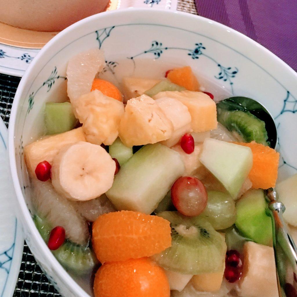 【おやつの時間】近江屋洋菓子店のフルーツポンチ